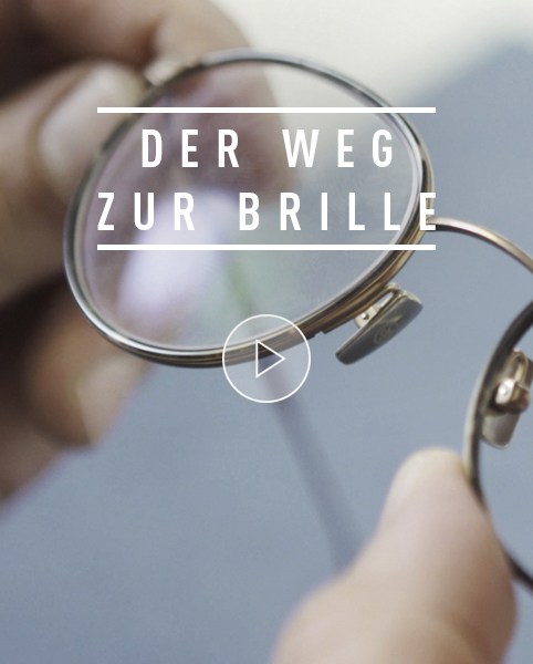 Der Weg zur Brille - OPTIC BY MORRISON Optiker in Leipzig