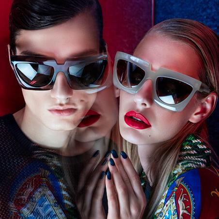 Viele modische Brillen bei Optic by Morrison