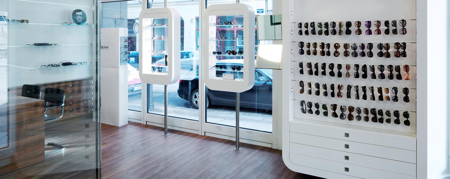 Als Optiker in Leipzig bietet Ihnen OBM viele Marken und Modelle